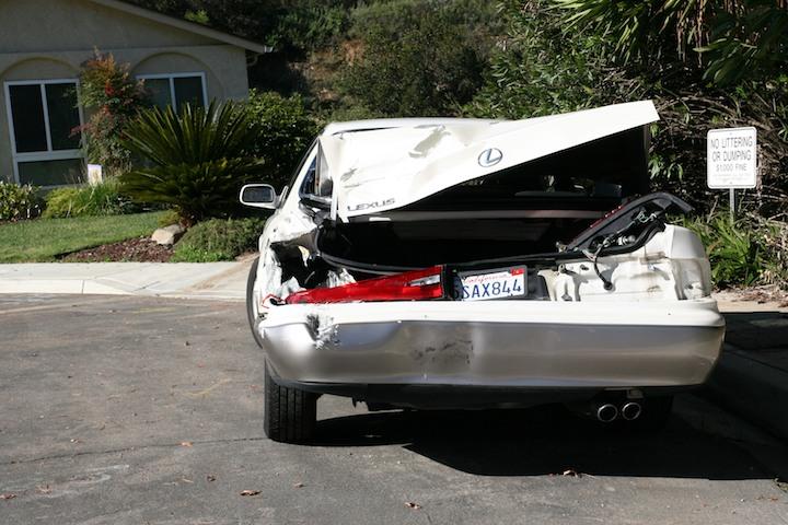 """Lexus """"Ouchy"""""""