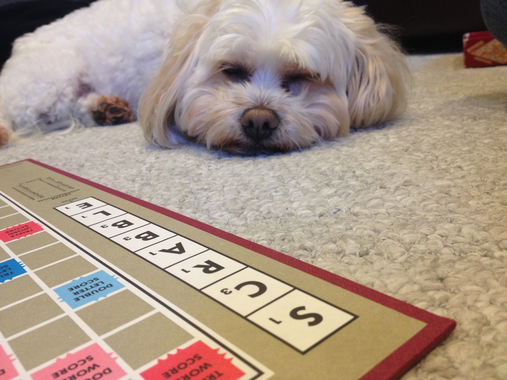 Scrabble is Boring